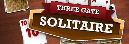 Image of Three Gates Solitaire game