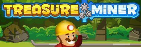 Image of Treasure Miner game