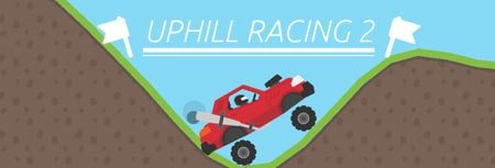 Image of Up Hill Racing 2 game