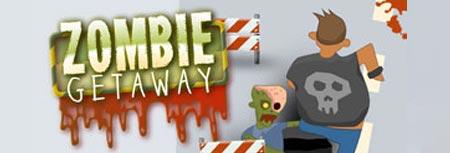Image of Zombie Getaway game