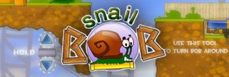 Image of Snail Bob game