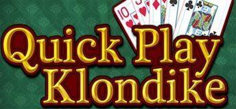 Quick Play Klondike