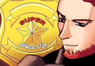 Super Space Cop