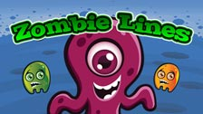 Image for Zombie Lines game