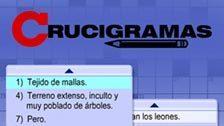 Image for Crucigramas game