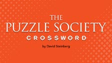 Puzzle Society Crossword