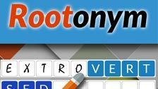 Image for Rootonym game