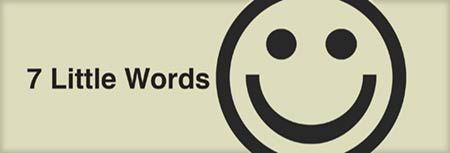 Image of 7 Little Words game