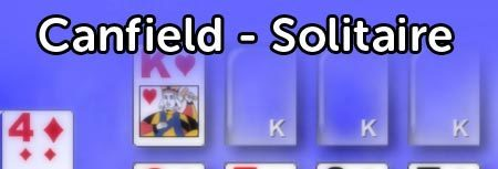 Image of Canfield - Solitaire game