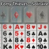 Forty Thieves - Solitaire