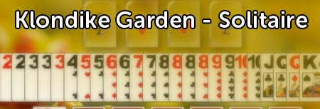 Image of Klondike Garden - Solitaire game