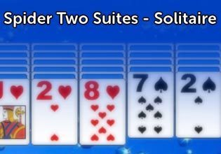 Spider Two Suites - Solitaire