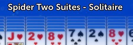 Image of Spider Two Suites - Solitaire game