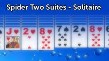 Image for Spider Two Suites - Solitaire game
